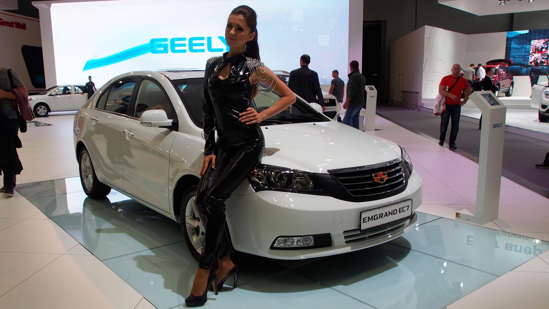 Geely GC6 2014 - 2016 Sedan #2