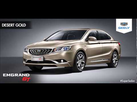 Geely Emgrand GT 2017 - now Sedan #1