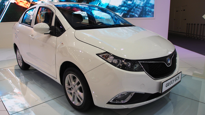 Geely GC6 2014 - 2016 Sedan #7