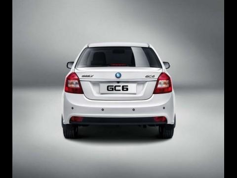 Geely GC6 2014 - 2016 Sedan #5