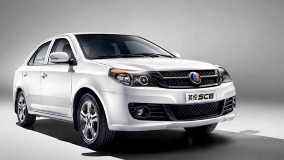 Geely GC6 2014 - 2016 Sedan #6