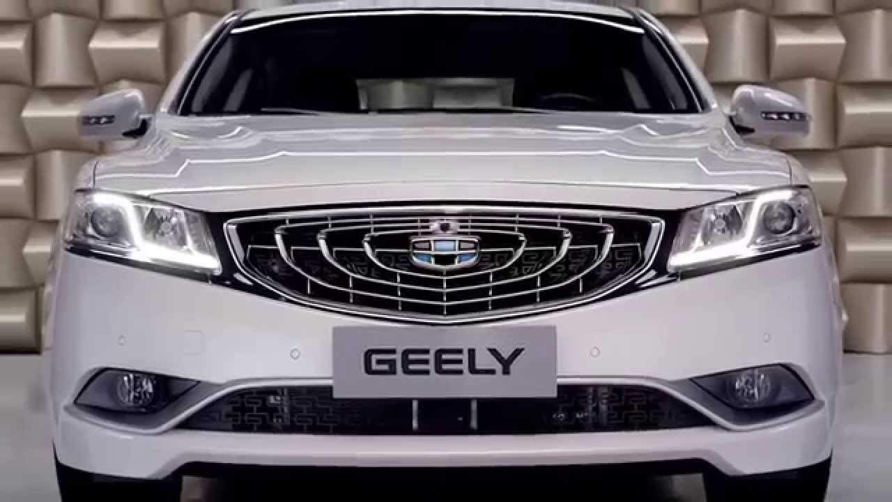 Geely GC9 2015 - now Sedan #8