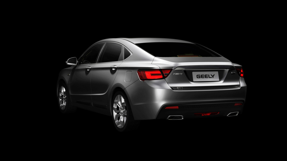 Geely GC9 2015 - now Sedan #7