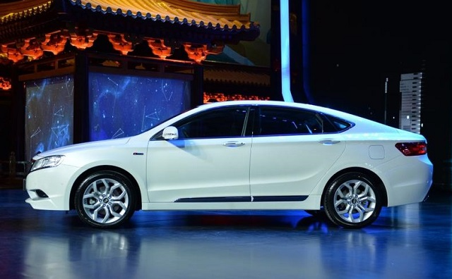 Geely GC9 2015 - now Sedan #3