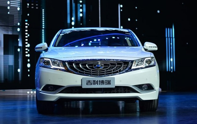 Geely GC9 2015 - now Sedan #2