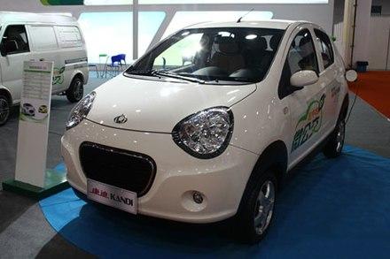 Geely LC (Panda) 2008 - 2016 Hatchback 5 door #3