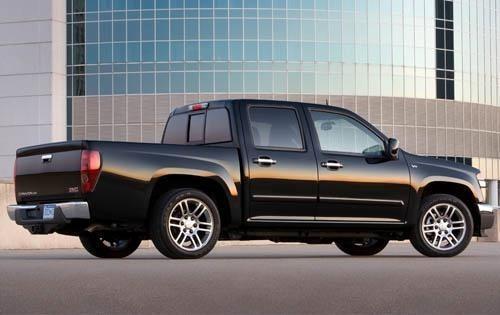 GMC Canyon I 2004 - 2012 Pickup #2