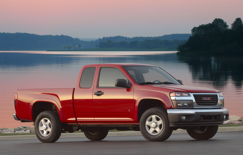 GMC Canyon I 2004 - 2012 Pickup #4