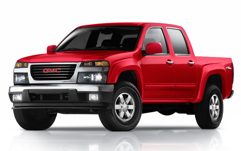 GMC Canyon I 2004 - 2012 Pickup #7