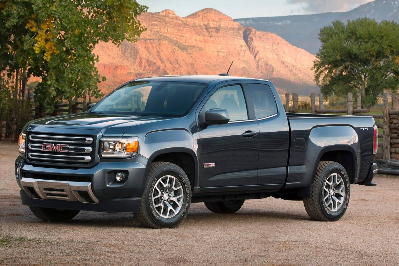 GMC Canyon II 2014 - now Pickup #7