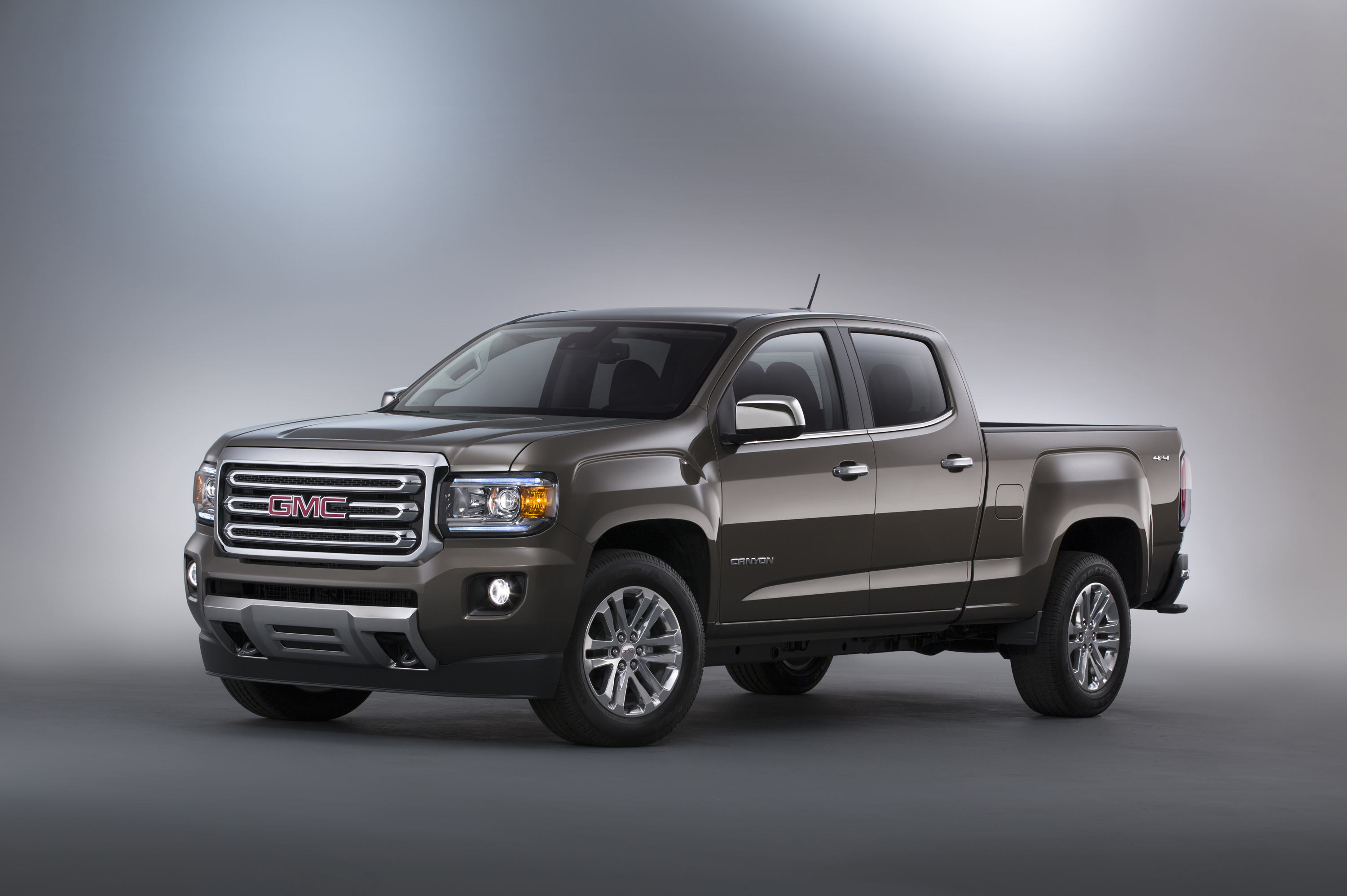 GMC Canyon II 2014 - now Pickup #6