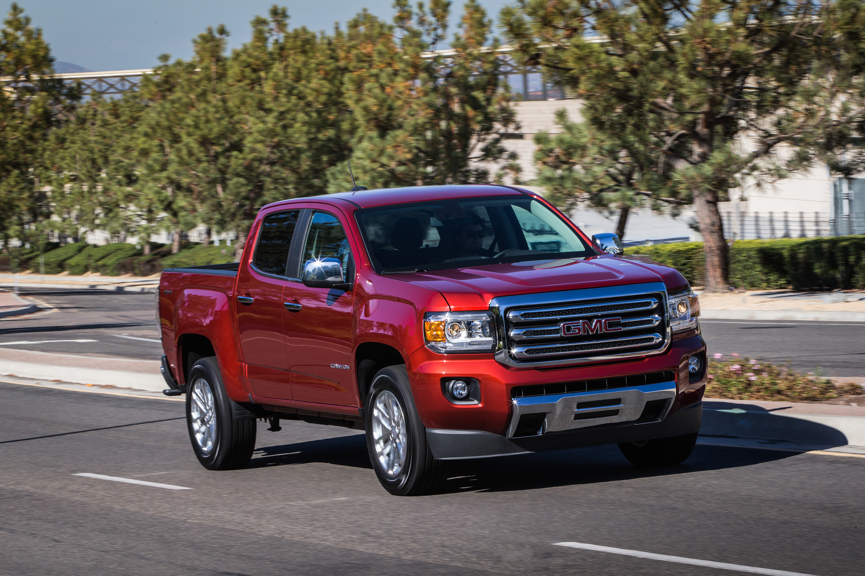 GMC Canyon II 2014 - now Pickup #4