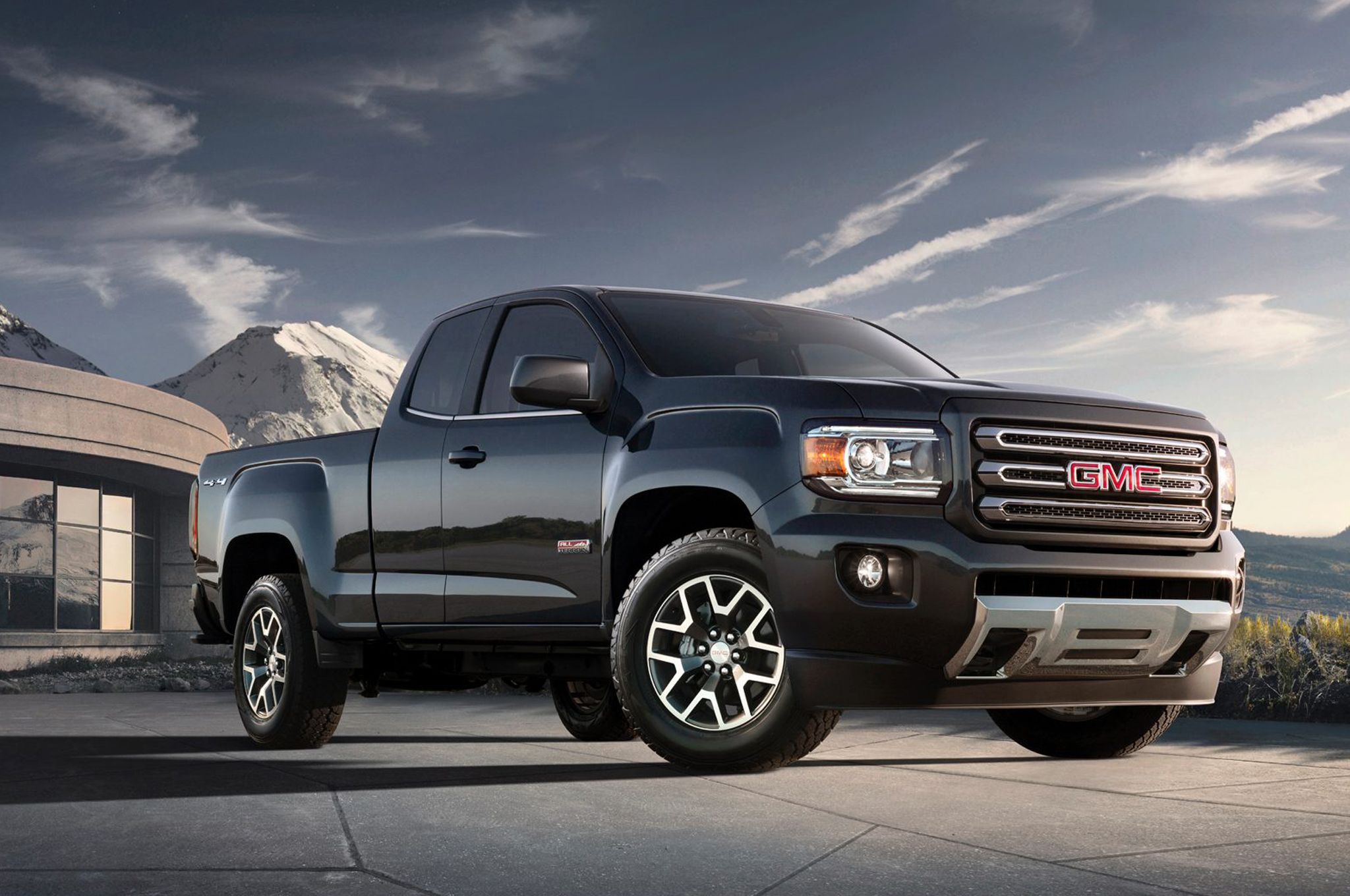 GMC Canyon II 2014 - now Pickup #8