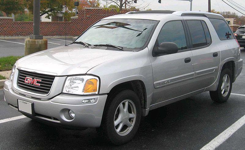 GMC Envoy II(GMT360) 2001 - 2009 SUV 5 door #7