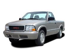 GMC Sonoma II(GMT400) 1994 - 2004 Pickup #4