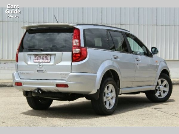 Great Wall Hover 2005 - 2010 SUV 5 door #2