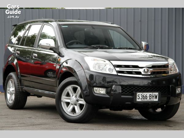 Great Wall Hover 2005 - 2010 SUV 5 door #3
