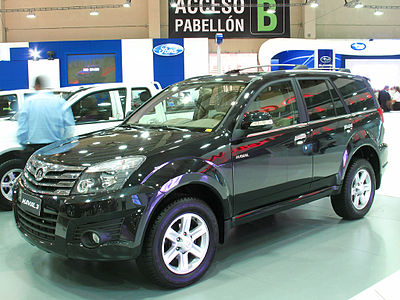 Great Wall Hover 2005 - 2010 SUV 5 door #7