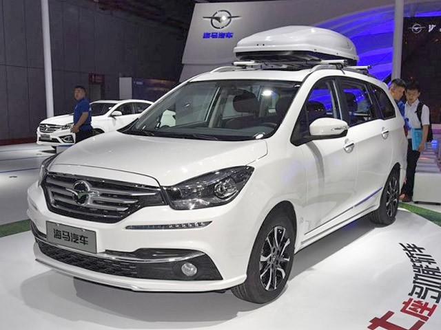 Haima Family F7 I 2017 - now Minivan #1