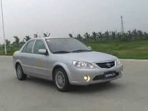 Haima Family II Restyling 2010 - 2012 Sedan #7