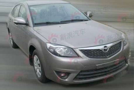 Haima Family II Restyling 2010 - 2012 Sedan #2