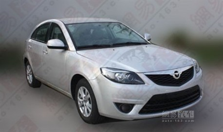 Haima Family II Restyling 2010 - 2012 Sedan #5
