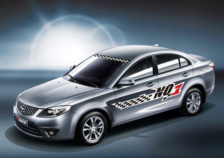 Haima Family II Restyling 2010 - 2012 Sedan #1