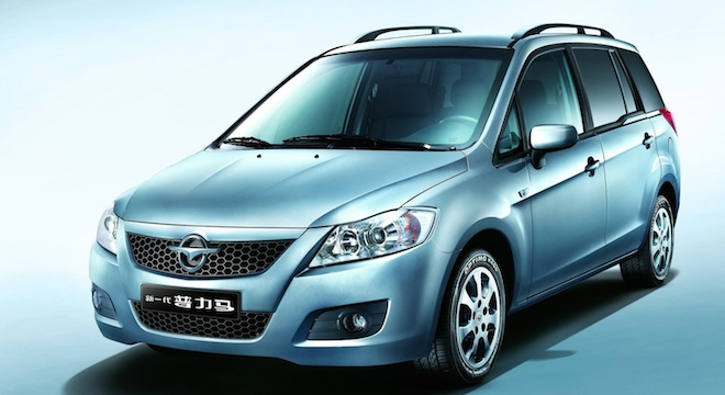 Haima Freema II 2010 - now Minivan #3