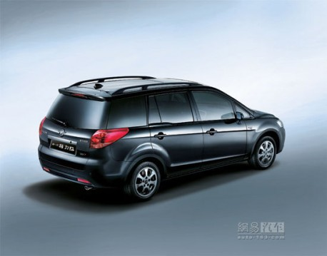 Haima Freema II 2010 - now Minivan #4