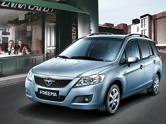Haima Freema II 2010 - now Minivan #1