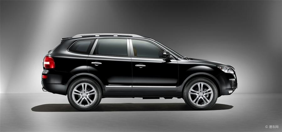 Hawtai Boliger 2014 - now SUV 5 door #8