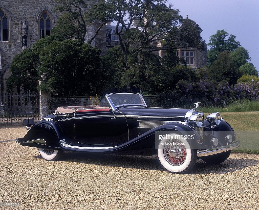 Hispano-Suiza K6 1934 - 1937 Cabriolet #1