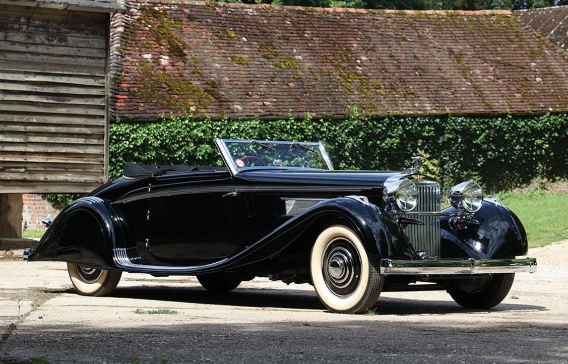 Hispano-Suiza K6 1934 - 1937 Cabriolet #7