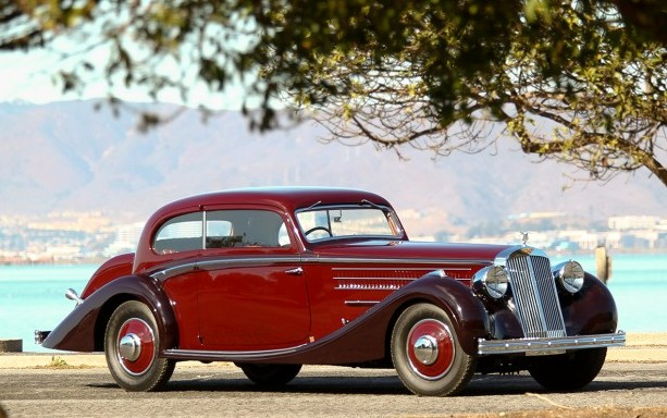 Hispano-Suiza K6 1934 - 1937 Cabriolet #8