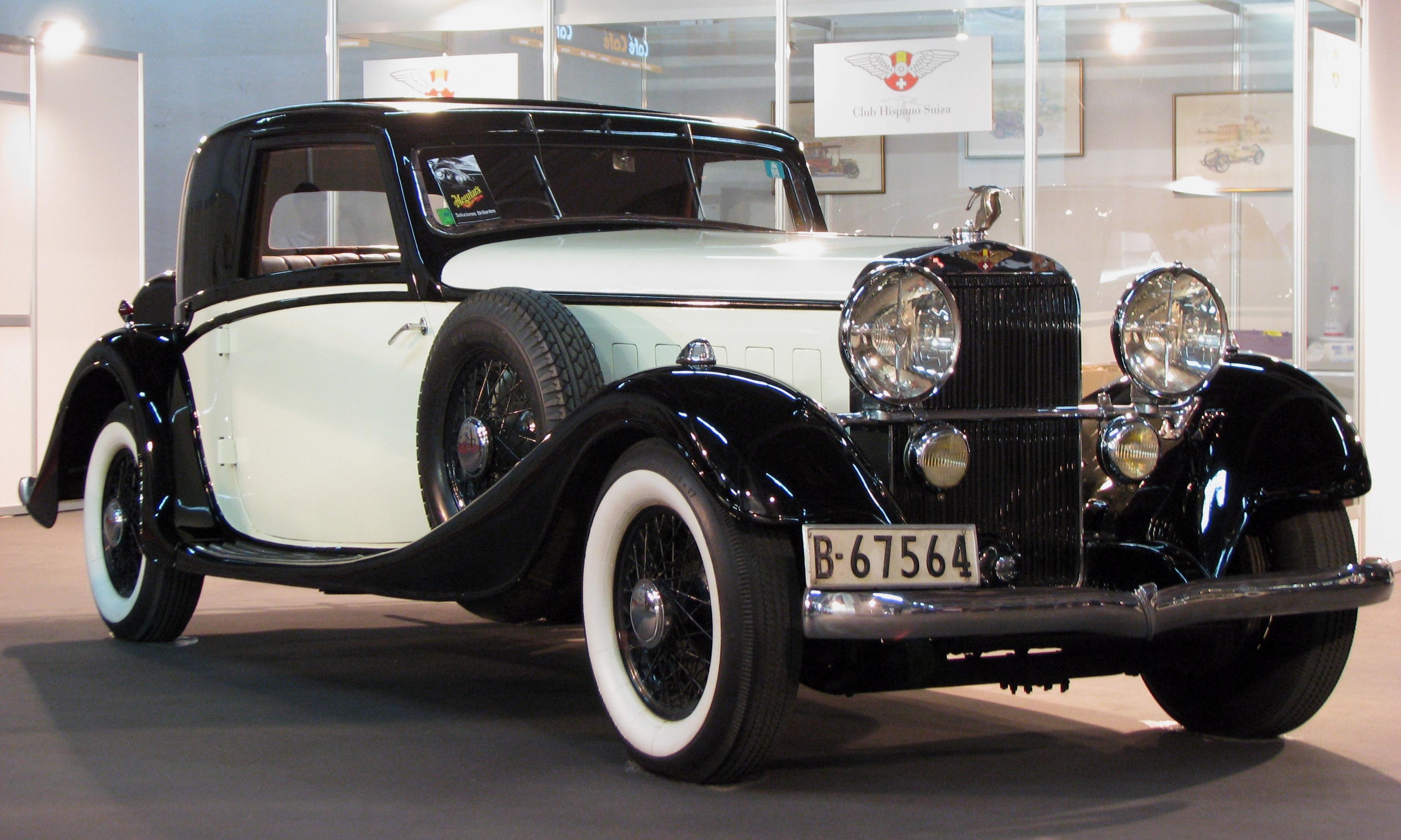Hispano-Suiza K6 1934 - 1937 Cabriolet #2