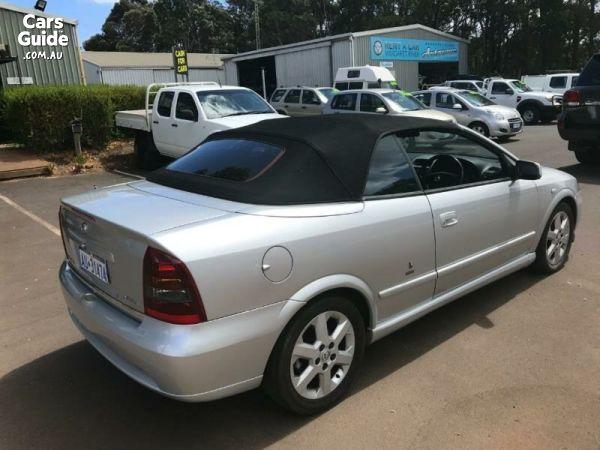Holden Astra IV (TS) 1999 - 2004 Cabriolet #4