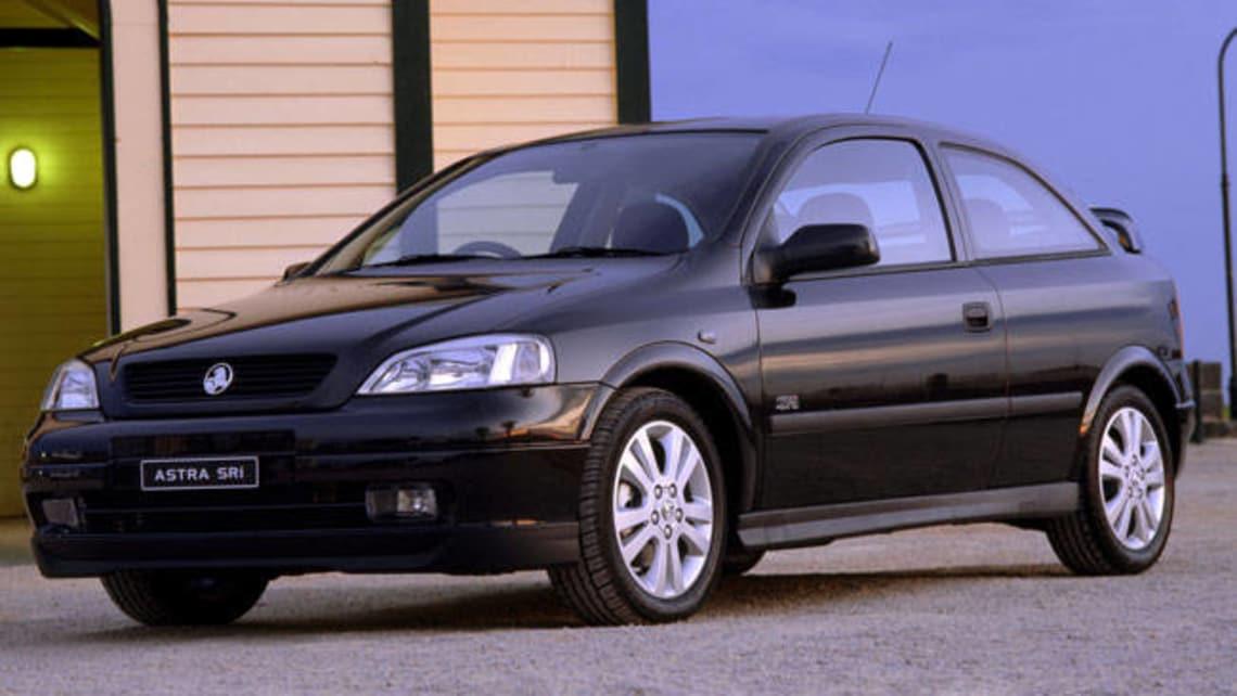 Holden Astra IV (TS) 1999 - 2004 Cabriolet #5