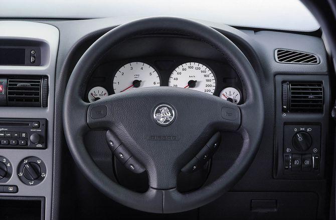 Holden Astra IV (TS) 1999 - 2004 Cabriolet #6