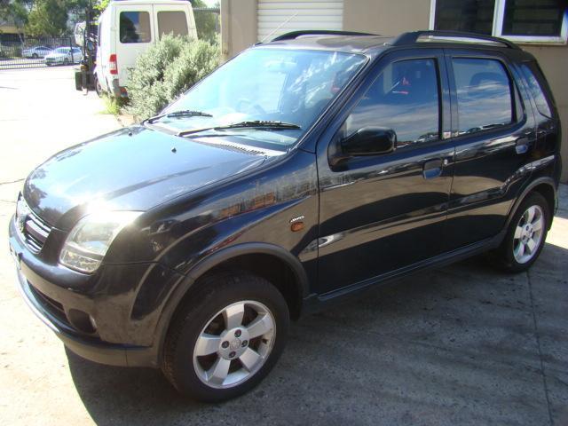 Holden Cruze 2002 - 2006 Hatchback 5 door #5