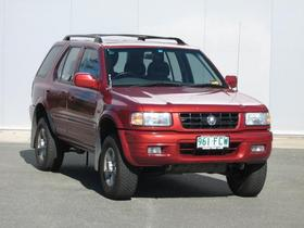 Holden Frontera 1998 - 2003 SUV 5 door #3