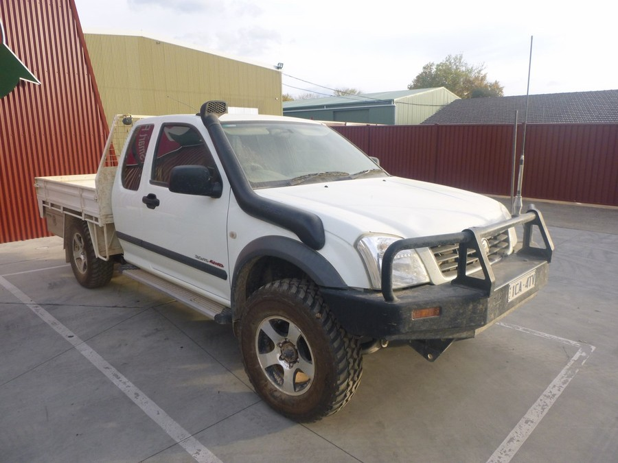 Holden Rodeo 1998 - 2003 Pickup #4