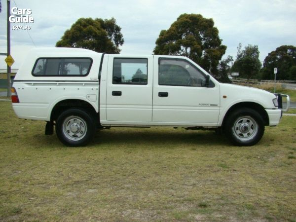 Holden Rodeo 1998 - 2003 Pickup #1