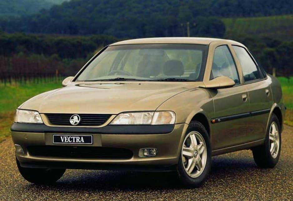 Holden Vectra 1998 - 2001 Hatchback 5 door #6