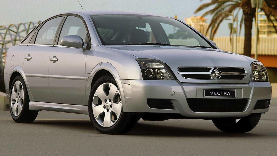 Holden Vectra 1998 - 2001 Hatchback 5 door #5