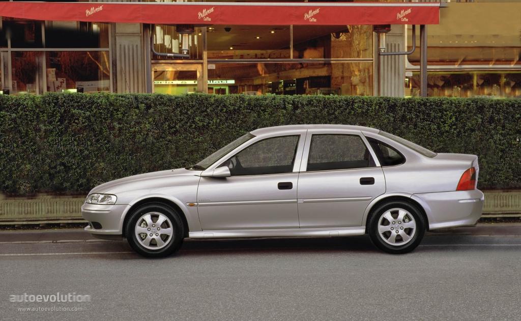 Holden Vectra 1998 - 2001 Sedan #6