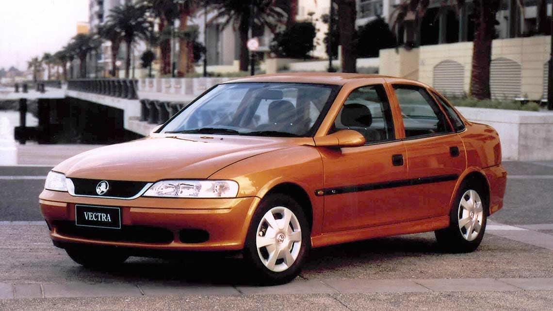 Holden Vectra 1998 - 2001 Sedan #7