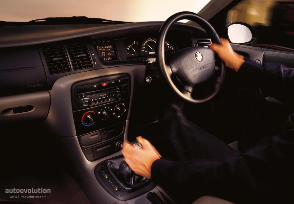 Holden Vectra 1998 - 2001 Sedan #5