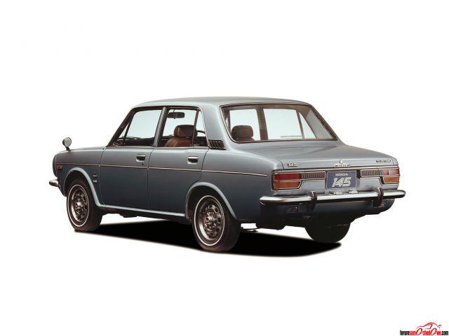 Honda 145 I 1972 - 1974 Sedan #2
