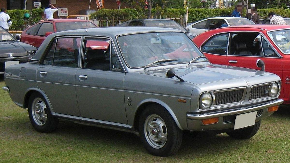 Honda 145 I 1972 - 1974 Sedan #8