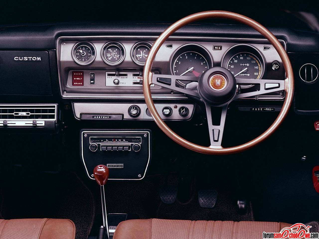 Honda 145 I 1972 - 1974 Sedan #6
